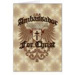 Ambassador For Christ, Corinthians Bible Verse Cards
