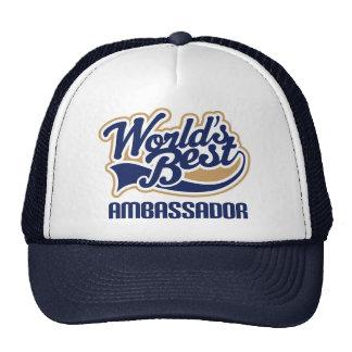 Ambassador Gift Cap