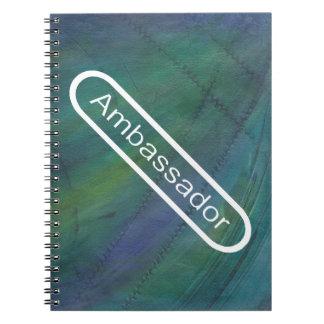 Ambassador Notebook