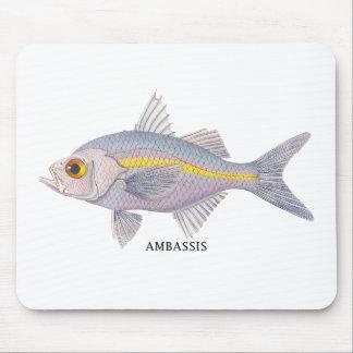 AMBASSIS MOUSE PAD