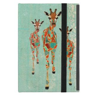 Amber & Azure Giraffes Case