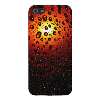 Amber beaded iPhone 5 5/S case iPhone 5 Cases