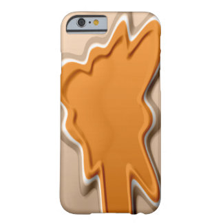 Amber Blotch Barely There iPhone 6 Case