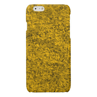 Amber colored Grass iPhone 6 Plus Case