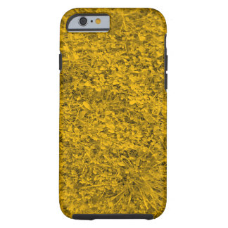 Amber colored Grass Tough iPhone 6 Case