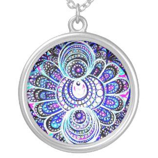 Amber Design Necklace