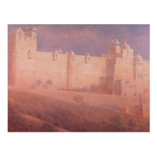 Amber Fort Jaipur Postcard