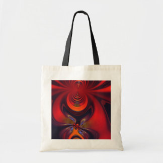 Amber Goddess – Orange and Gold Passion Canvas Bags