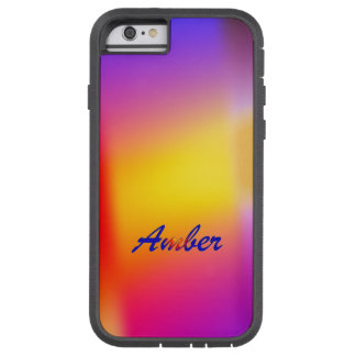 Amber Gradient Style Tough Xtreme iPhone case