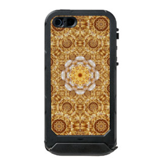 Amber Mandala Incipio ATLAS ID™ iPhone 5 Case
