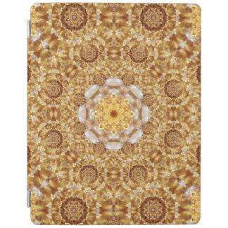 Amber Mandala iPad Cover