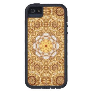 Amber Mandala iPhone 5 Covers