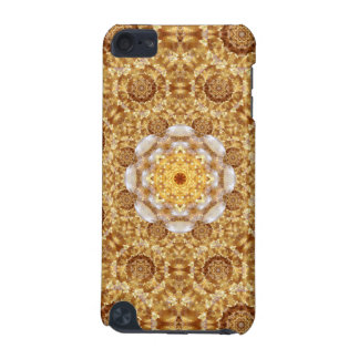 Amber Mandala iPod Touch 5G Cases