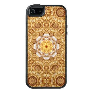 Amber Mandala OtterBox iPhone 5/5s/SE Case