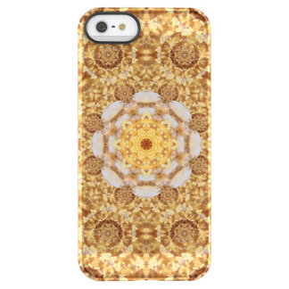 Amber Mandala Permafrost® iPhone SE/5/5s Case