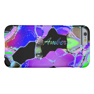 Amber Mosaic Style iPhone cover