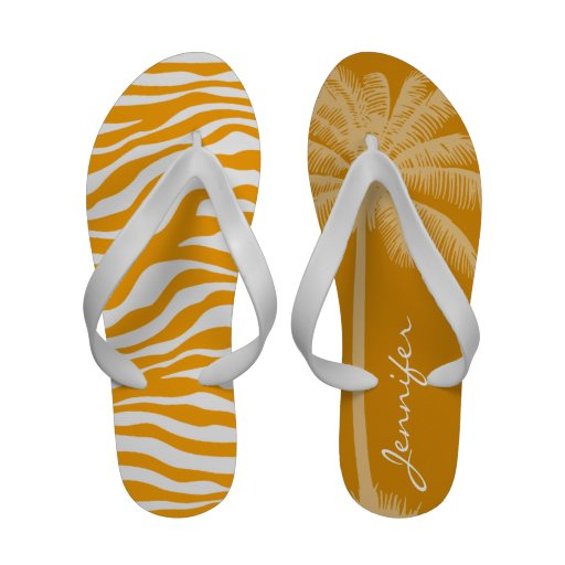 will love this cute tropical amber orange zebra animal print pattern    Orange Zebra Print Pattern