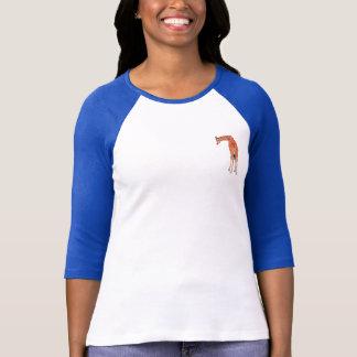 Amber Peeking Giraffe T-Shirt