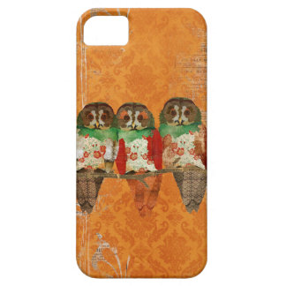 Amber Rose Owls  iPhone Case