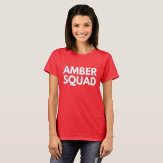 Amber Squad T-Shirt