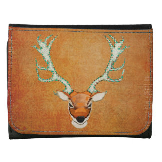 Amber Stag Wallet