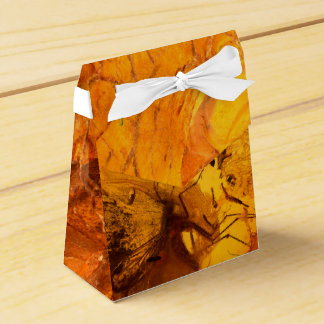 Amber stone texture background favour boxes