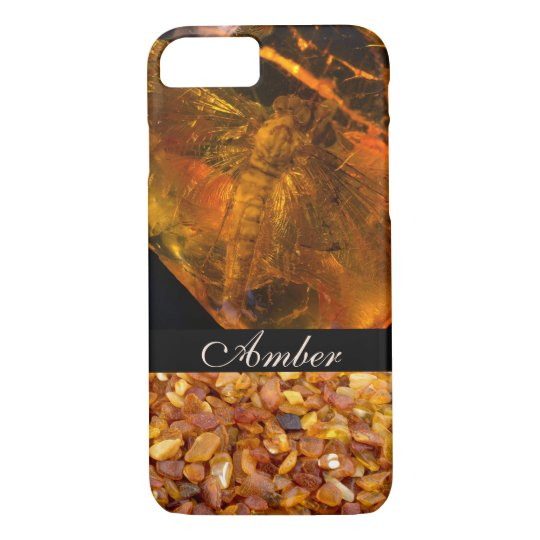 Amber stones iPhone 8/7 case