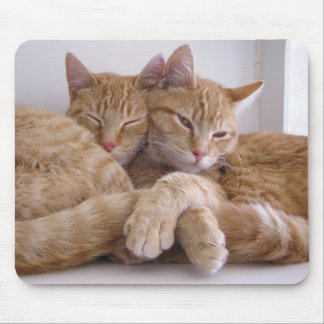 Amber&Topez Mouse Pad