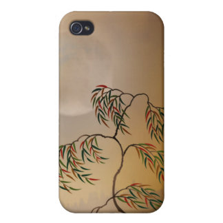 Amber Vision iPhone Case iPhone 4/4S Case