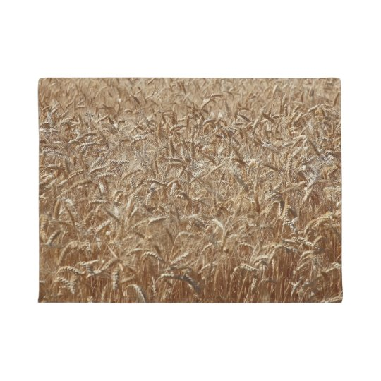 AMBER WAVES OF GRAIN DOORMAT