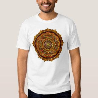 Amber Yantra Tee Shirts