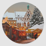 Amberg Weihnachtsmarkt Stickers