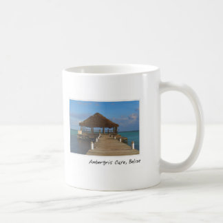 Ambergris Caye Belize Travel Destination Coffee Mug
