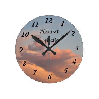 Ambers Natural Inspiration Clock !