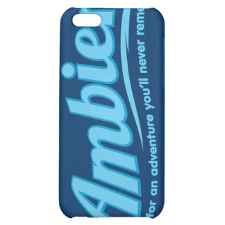 Ambien For an adventure you ll never remember iPhone 5C Case