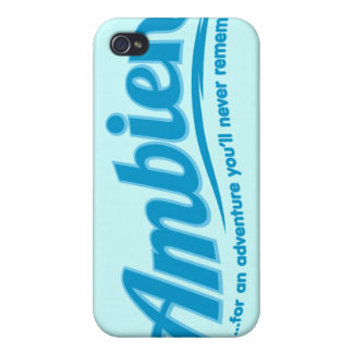 Ambien For an adventure you ll never remember iPhone 4/4S Case