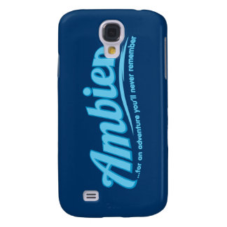 Ambien: For an adventure you'll never remember Galaxy S4 Case