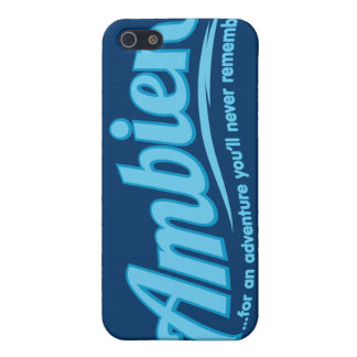 Ambien: For an adventure you'll never remember iPhone 5 Case