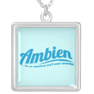 Ambien: For an adventure you'll never remember Necklace