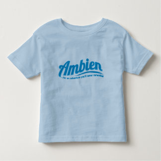 Ambien: For an adventure you'll never remember T Shirts