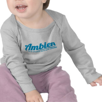 Ambien: For an adventure you'll never remember T-shirt