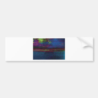 Ambience (3) bumper sticker