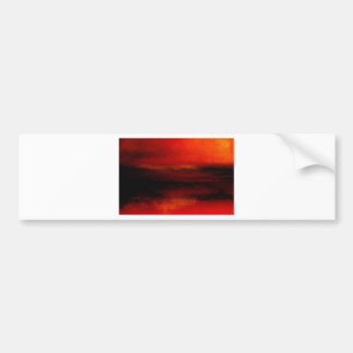 Ambience (4) bumper sticker