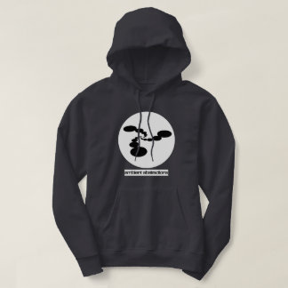 Ambient Abstractions Circle Logo Hoodie