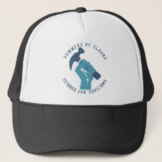 Ambitious But Rubbish Trucker Hat