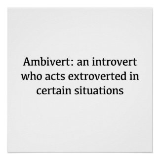 Ambivert Definition