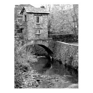 Ambleside Bridge House Postcard