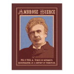 Ambrose Bierce -Politics Post Cards
