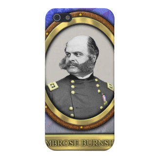 Ambrose Burnside Case For iPhone 5/5S