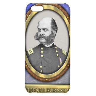 Ambrose Burnside Case For iPhone 5C